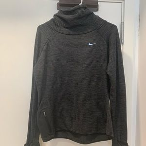 Nike women's cowl neck pullover